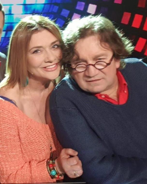 Małgorzata Ostrowska-Królikowska pokazała zdjęcie z mężem