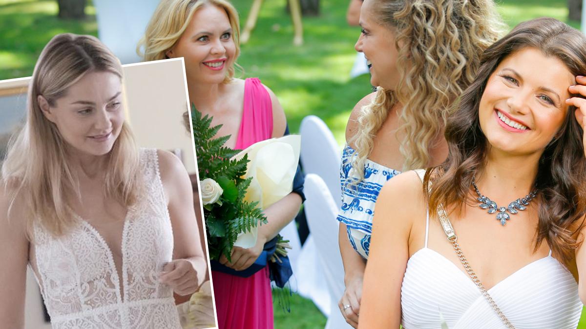 Ślub Ingi w Przyjaciółkach
