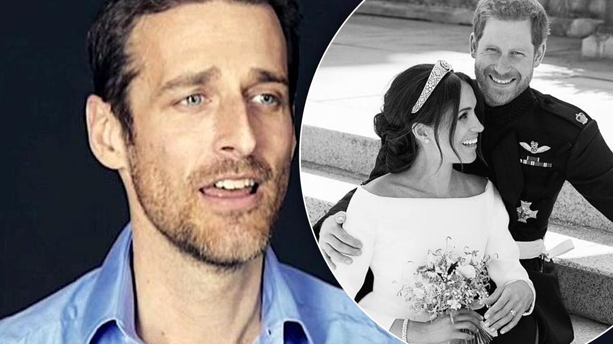 Alexi Lubomirski o ślubie Meghan i Harry'ego