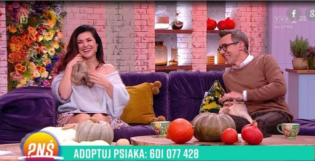 Kasia Cichopek wpadka w PNŚ