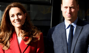 Księżna Kate i William