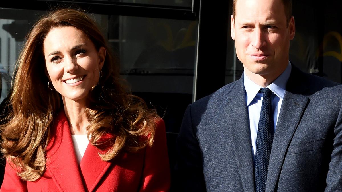 Księżna Kate i William