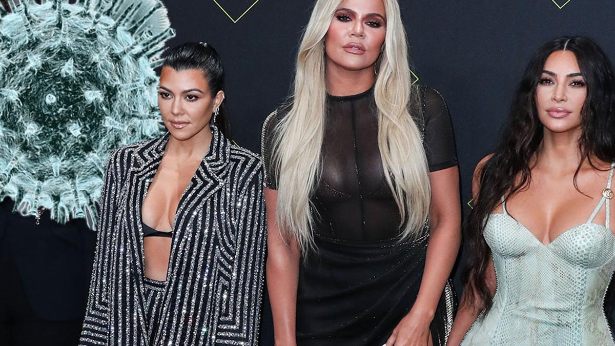 Koronawirus u Kardashianów