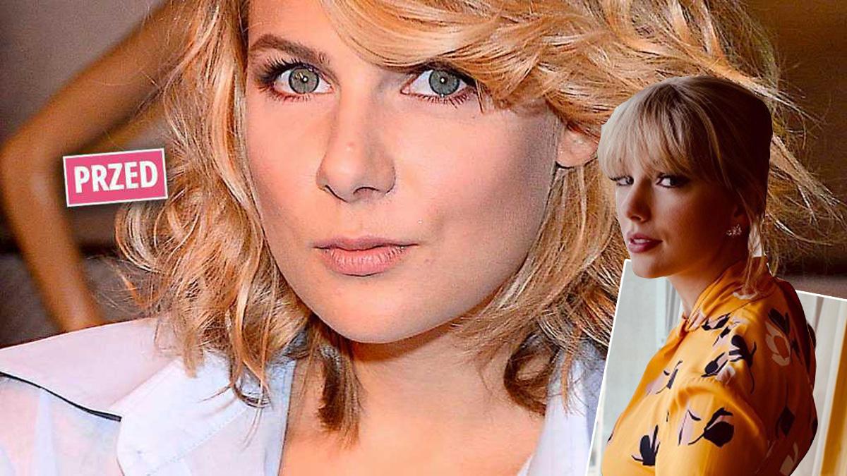 Marta Wierzbicka i Taylor Swift