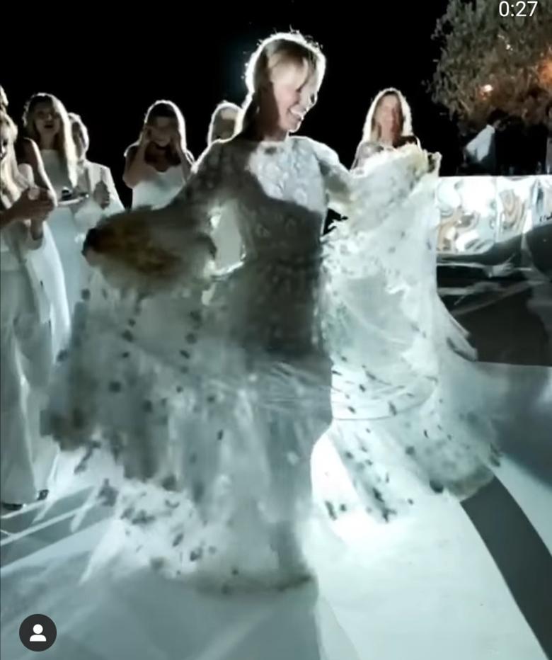 Joanna Przetakiewicz pokazała suknię ślubną