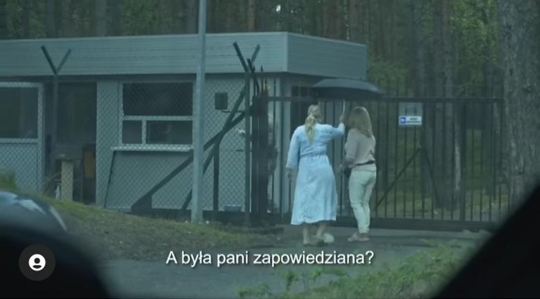 Dagmara Kaźmierska z wizytą u prezydenta
