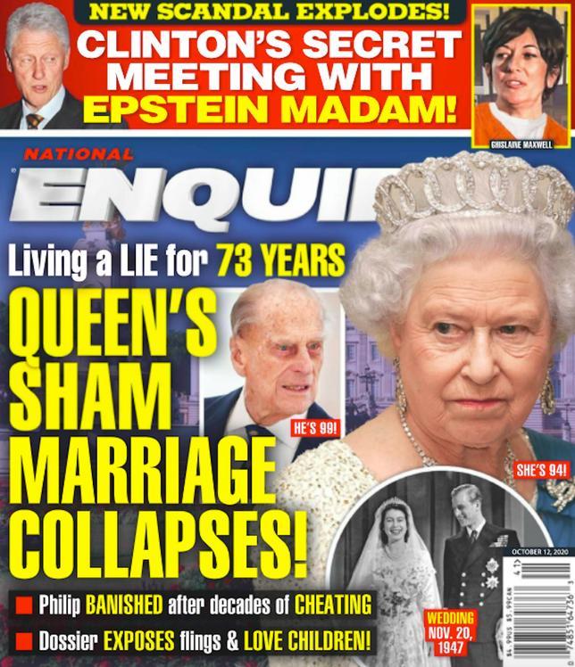 Małżeństwo królowej się rozpada