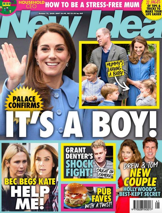 Księżna Kate w ciąży?
