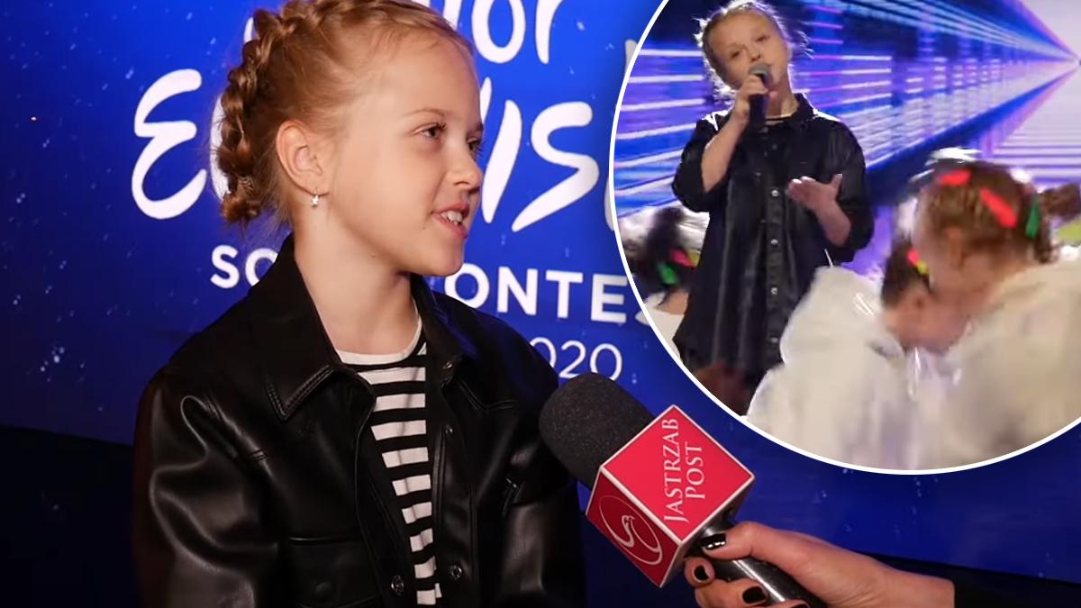Alicja Tracz o Eurowizji Junior 2020
