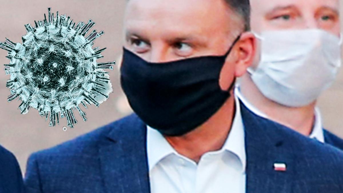 Andrzej Duda - koronawirus