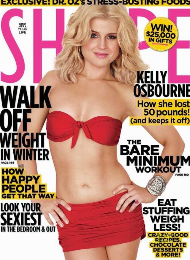 Kelly Osbourne w bikini