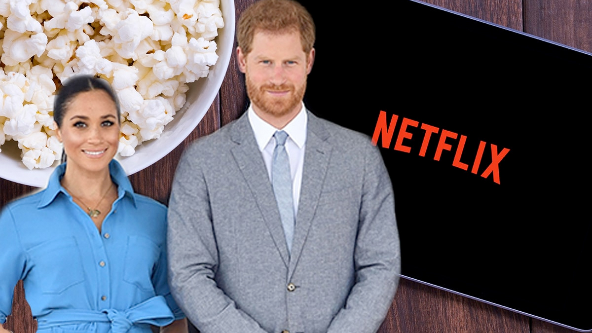 Meghan i Harry filmy dla Netflixa
