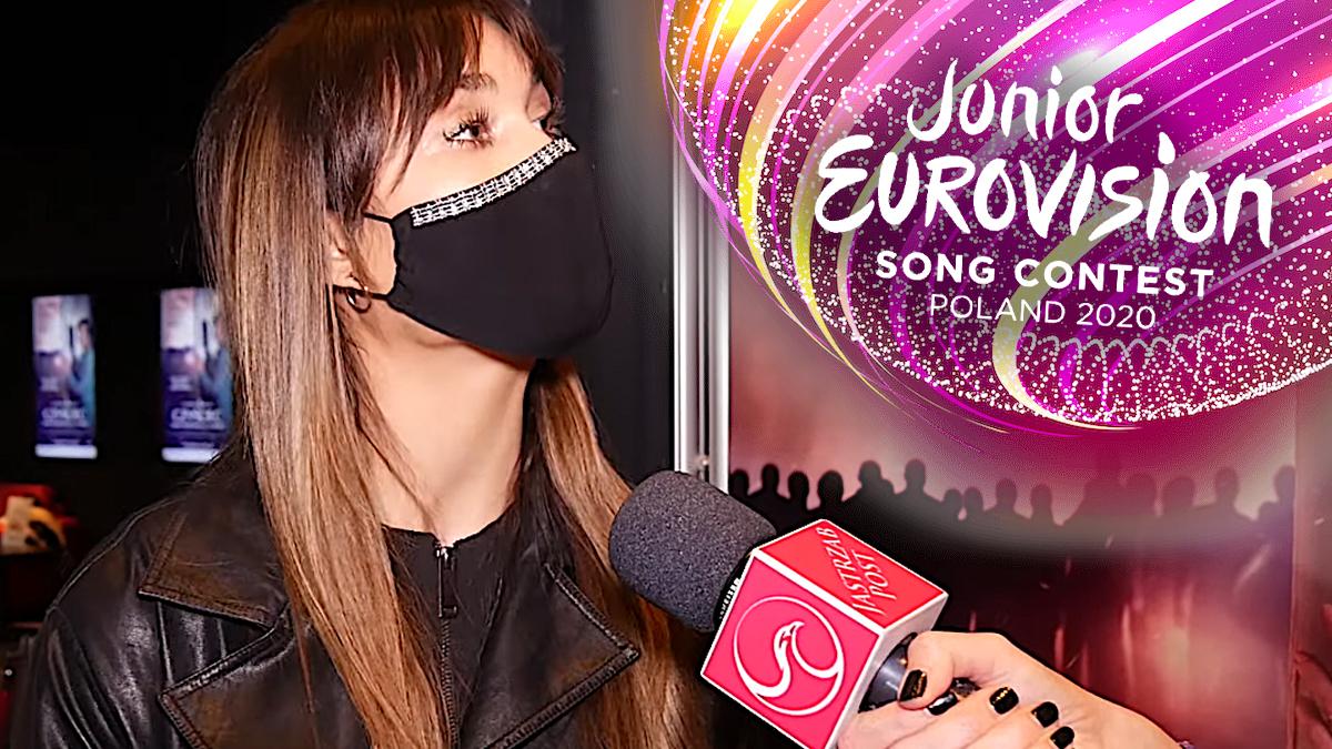 Ida Nowakowska o Eurowizji Junior