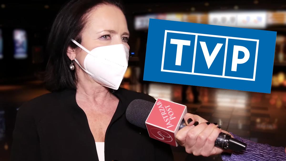 Jolanta Fajkowska komentuje zmiany w TVP