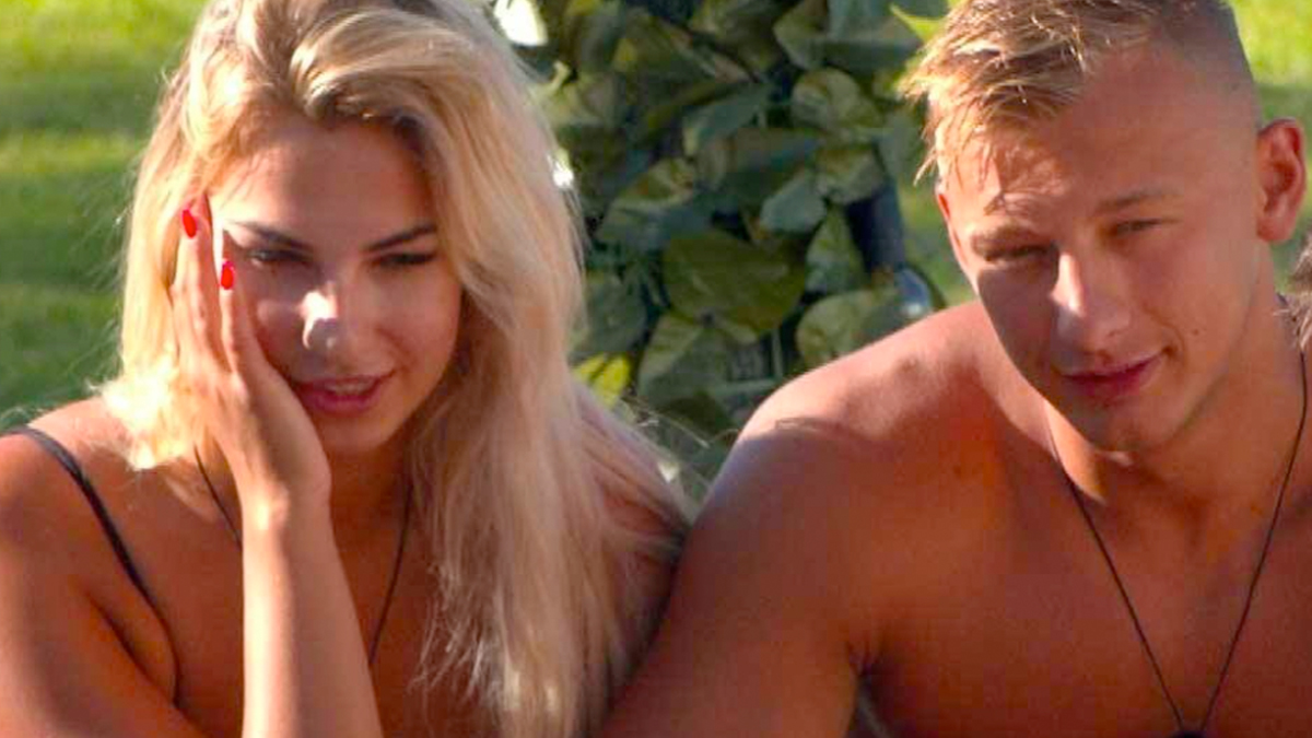 Love Island: Julia i Dominik