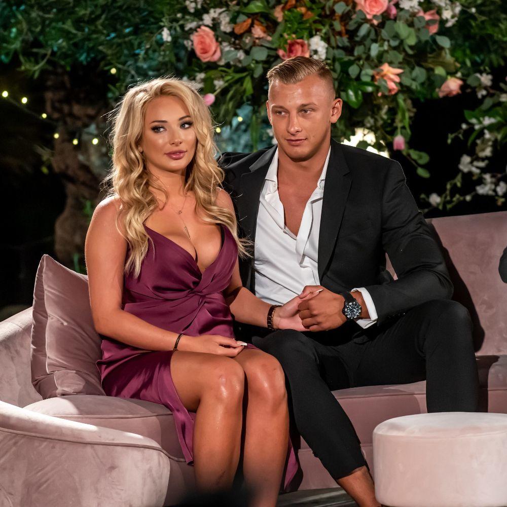 Julia Nowakowska i Dominik Grot – zwycięzcy Love Islnad 2