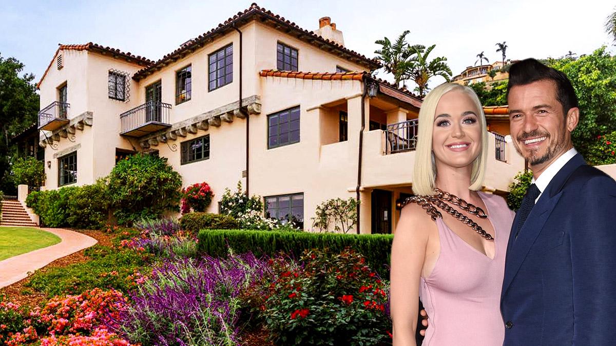 Katy Perry i Orlando Bloom - nowa posiadłość