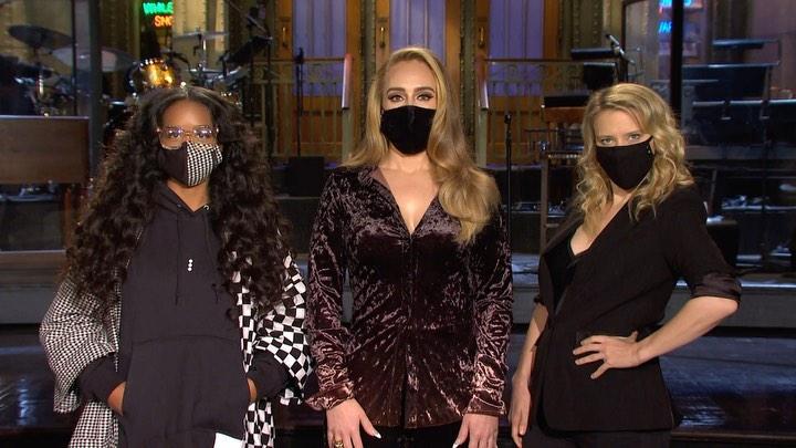Adele w Saturday Night Live
