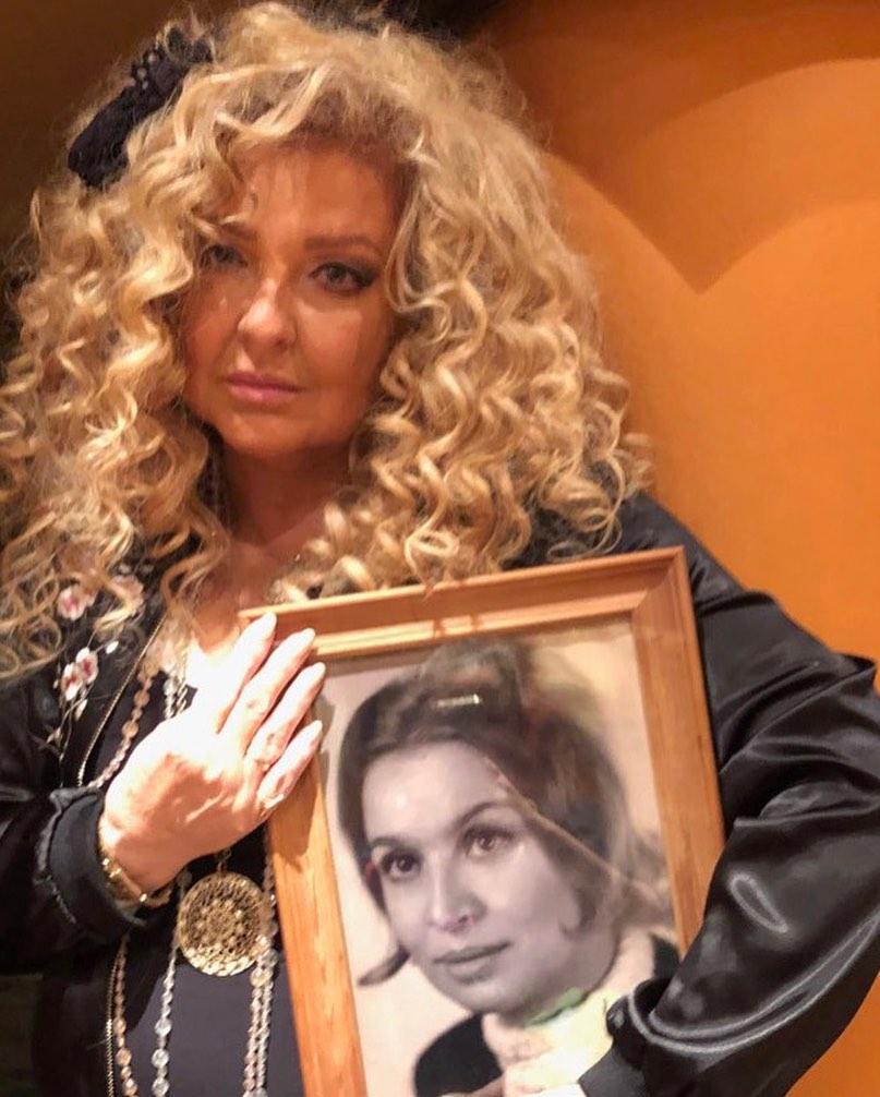 Magda Gessler uczciła pamięć mamy