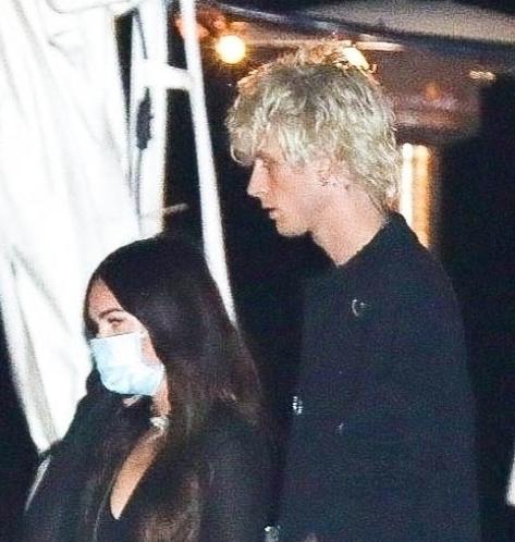 Zdjęcie (4) Megan Fox przyłapana z młodym kochankiem. Paparazzi tygodniami polowali na takie czułe zdjęcia