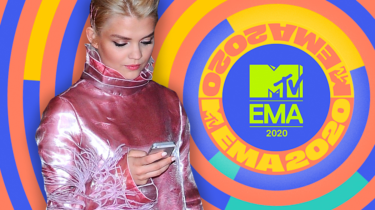 Margaret o MTV EMA 2020