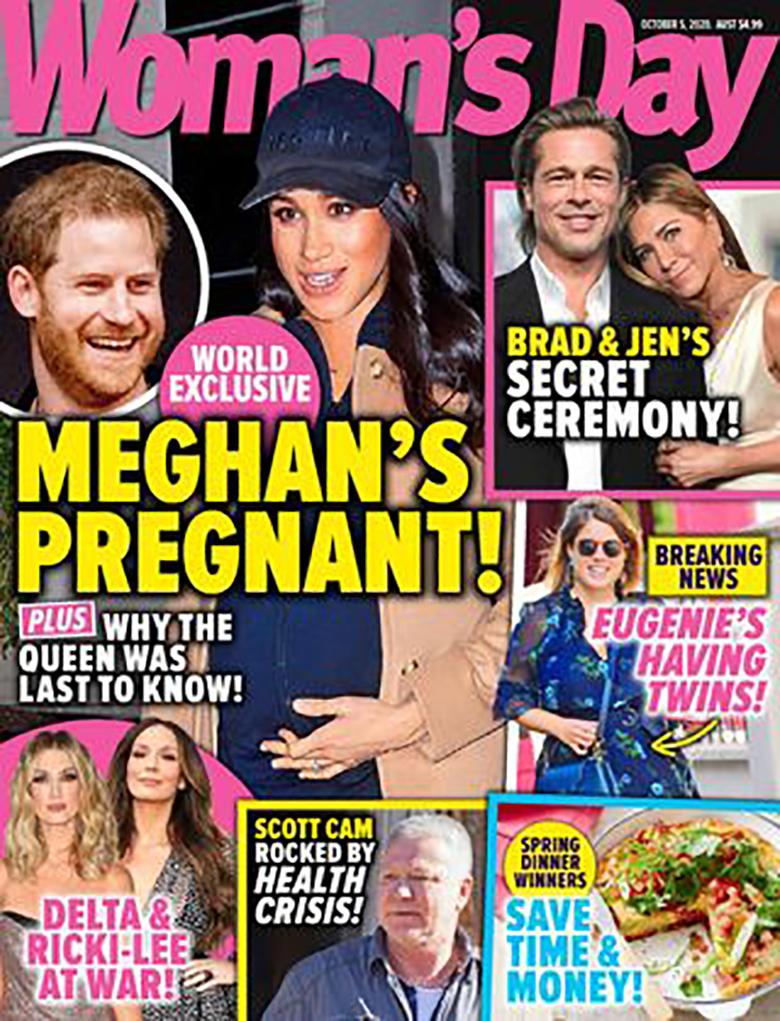 Meghan Markle jest w drugiej ciąży?