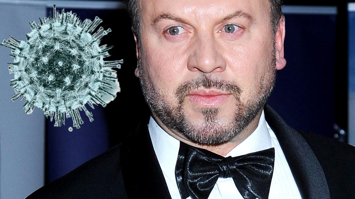 Michał Milowicz ma koronwirusa