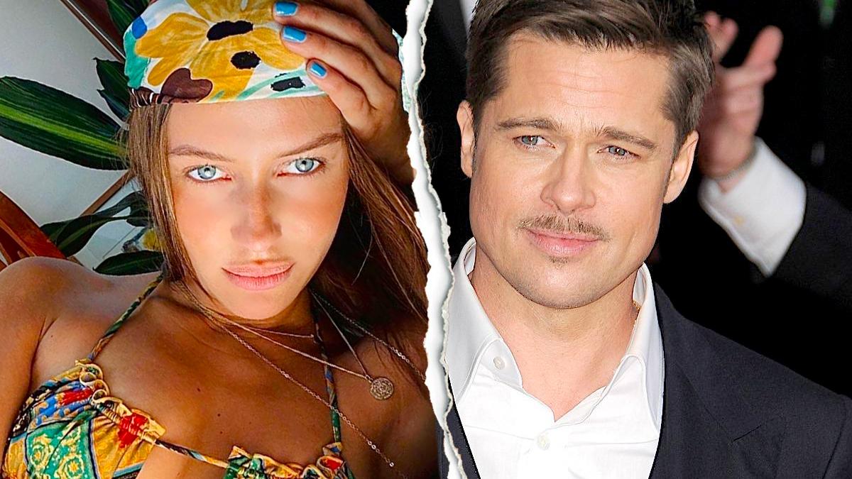 Nicole Poturalski i Brad Pitt rozstali się