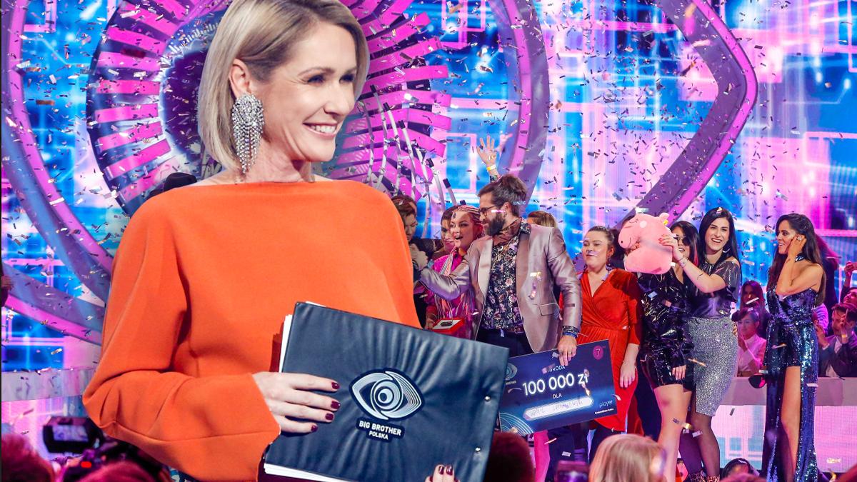 Małgorzata Ohme o Big Brother