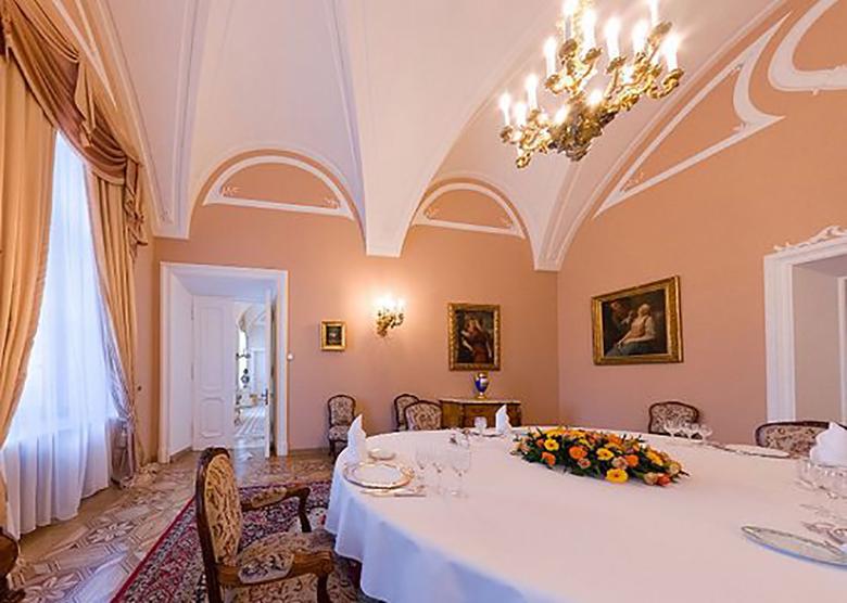 Pałac Prezydencki, wnętrza. Fot. prezydent.pl