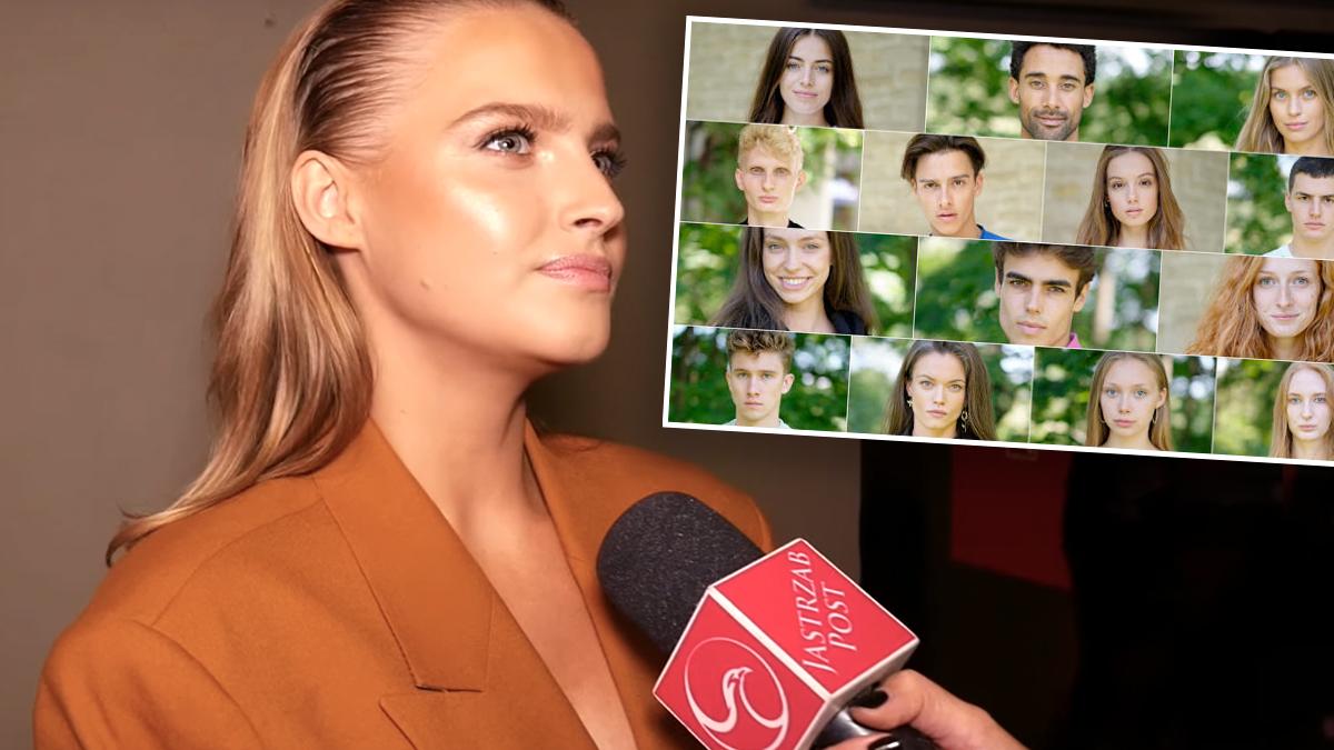 Karolina Pisarek o Top Model