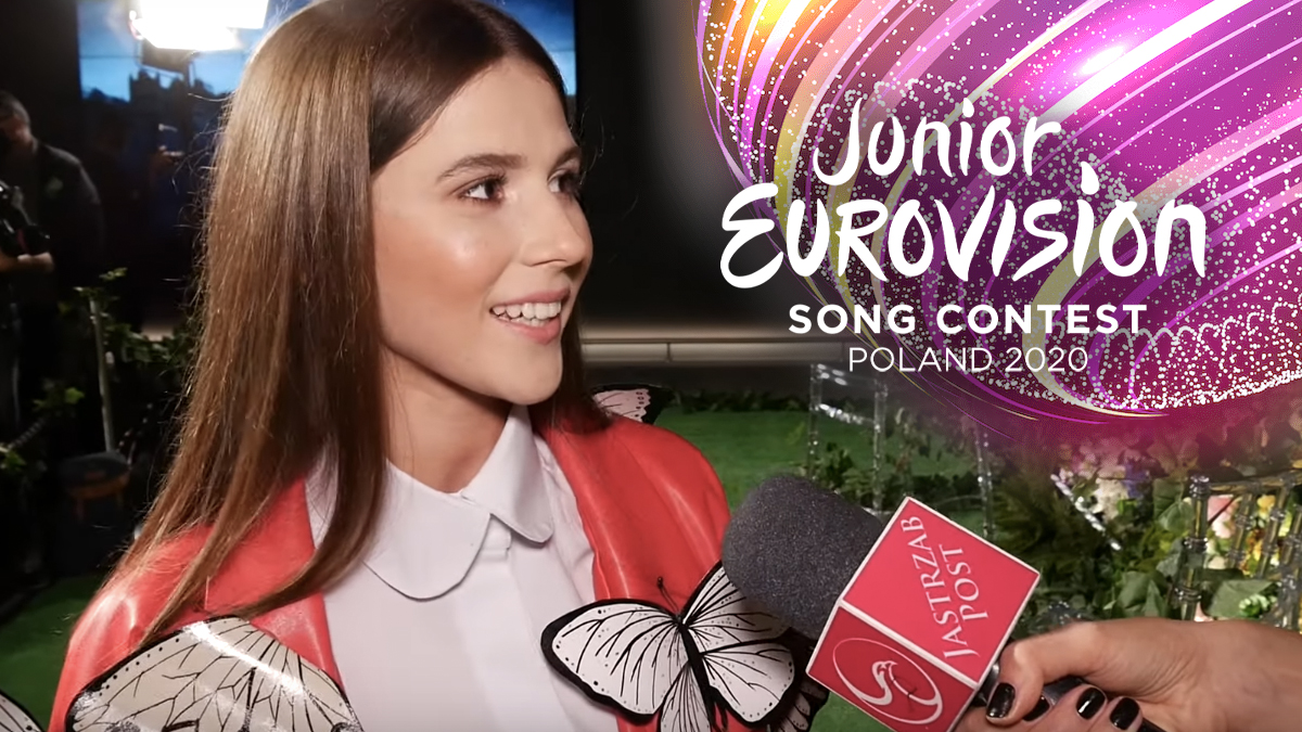 Roksana Węgiel o Eurowizji Junior 2020