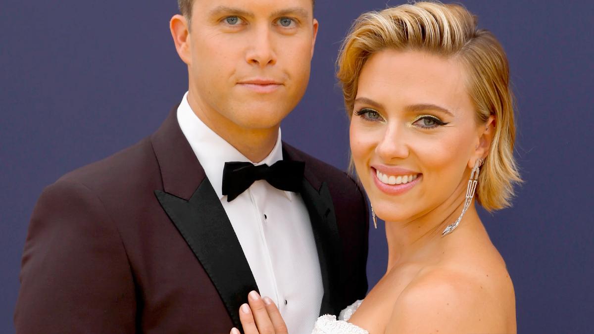 Scarlett Johansson i Colin Jost wzięli ślub