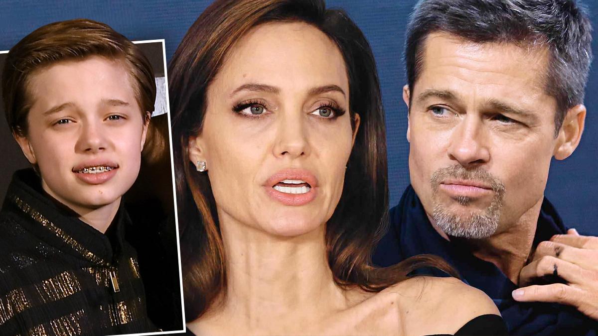Shiloh Jolie Pitt, Brad, Angelina