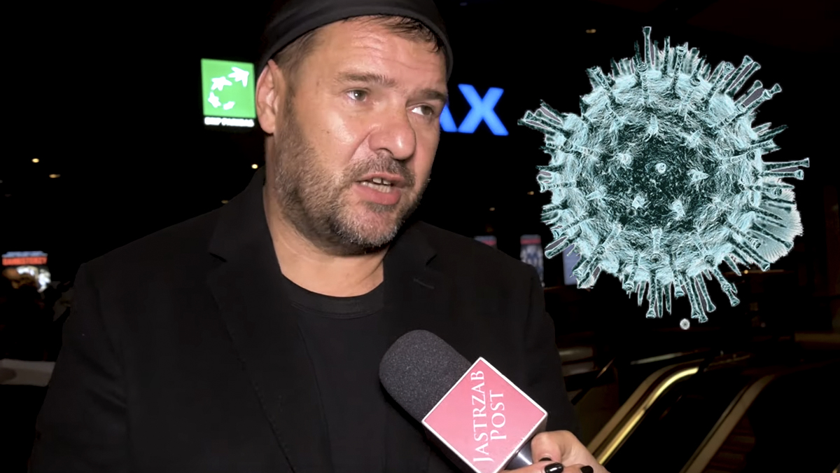 Tomasz Karolak, koronawirus