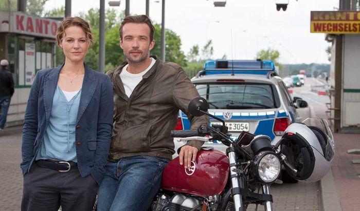 Polizeiruf 110 - Maria Simon i Lucas Gregorowicz