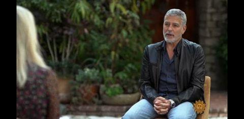 George Clooney - wywiad