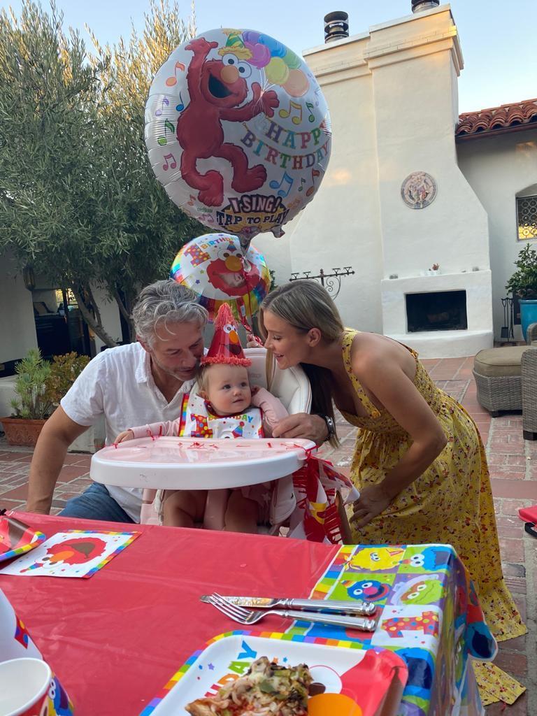 Jonna Krupa pierwsze urodziny Ashy