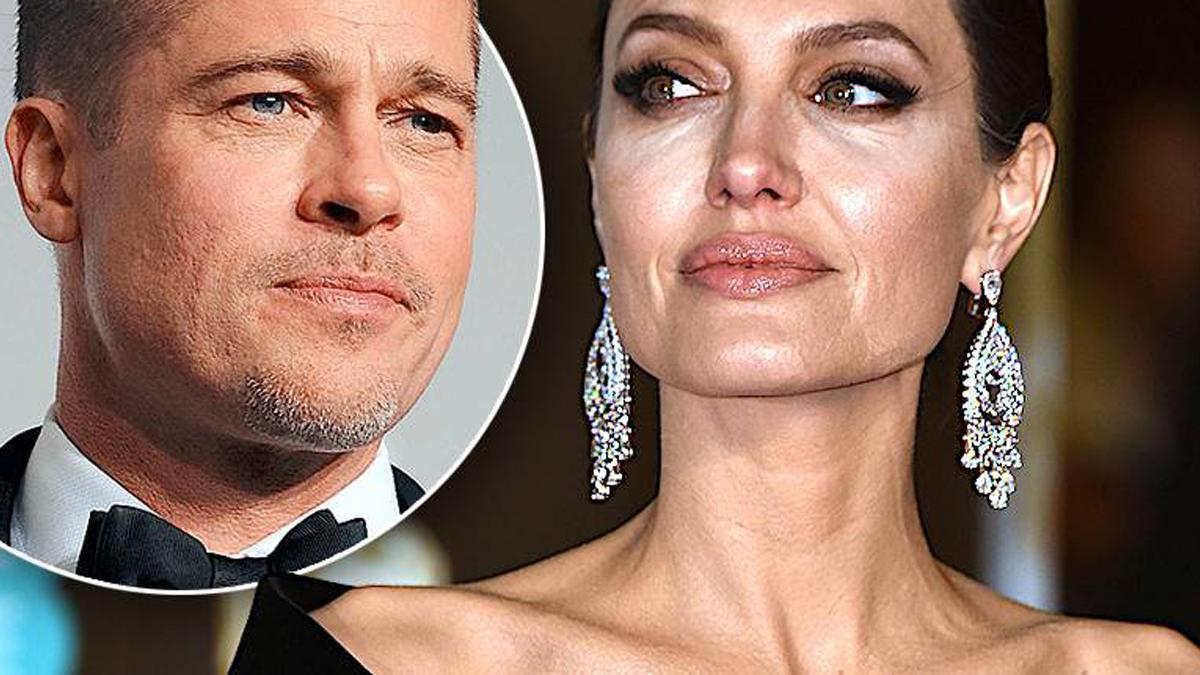 Angelina Jolie i Brad Pitt rozwód
