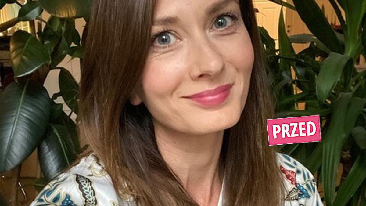 Anita Sokołowska zmieniła kolor włosów