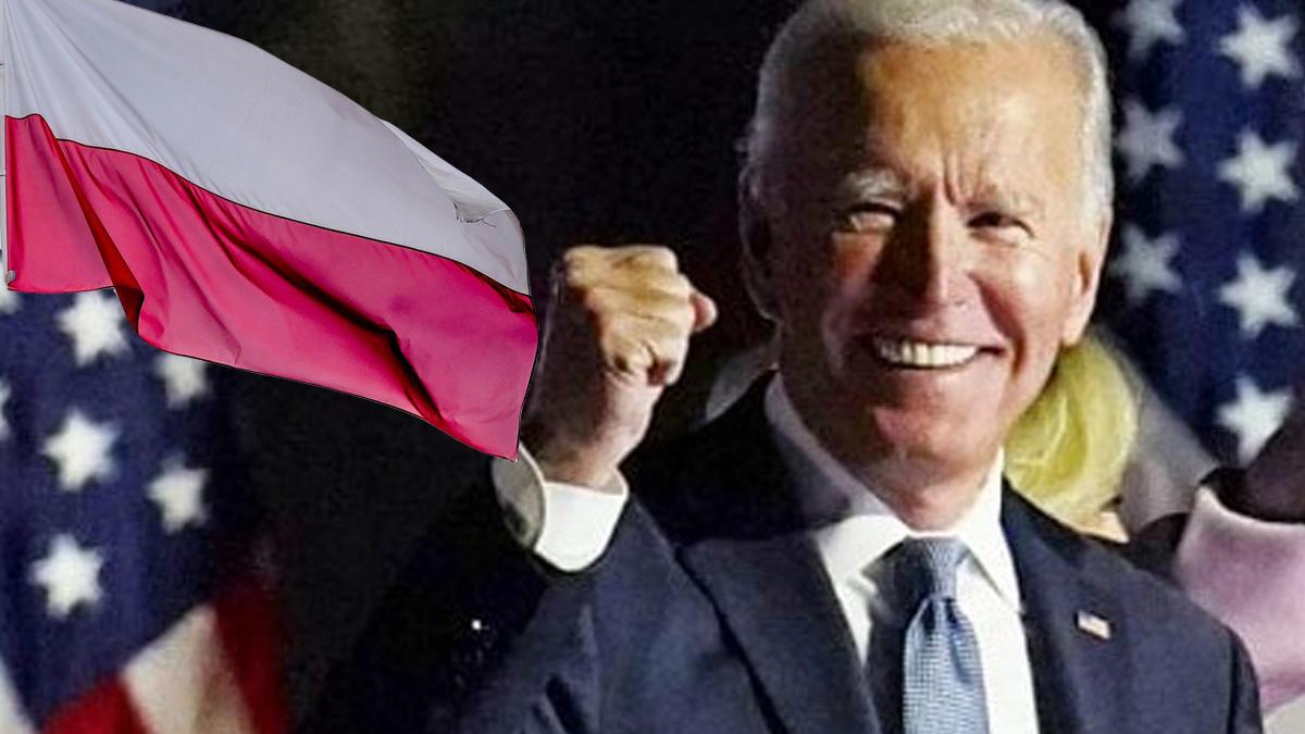 Joe Biden ma polskie korzenie