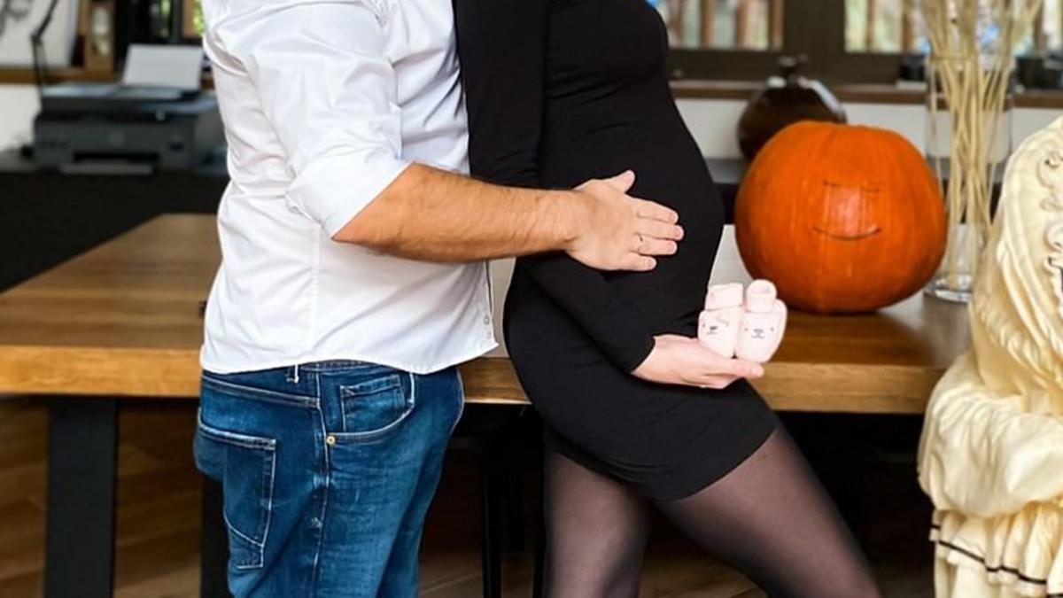Maciej Maniewski będzie ojcem