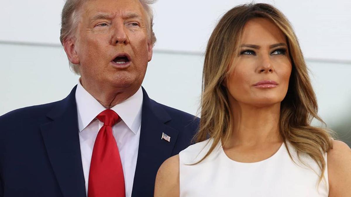 Melania Trump szykuje rozwód