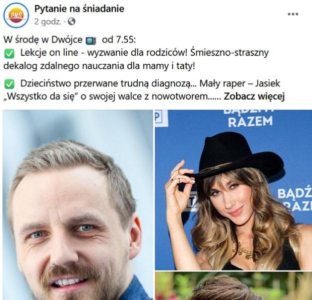 Paweł Domagała komentuje wpis Pytania na śniadanie