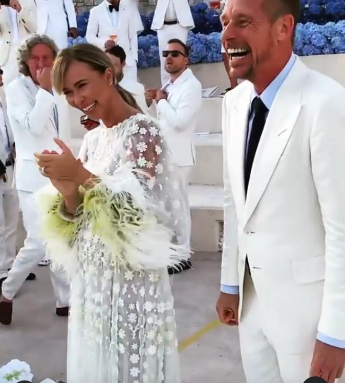 Ślub Joanny Przetakiewicz i Rinke Rooyensa
