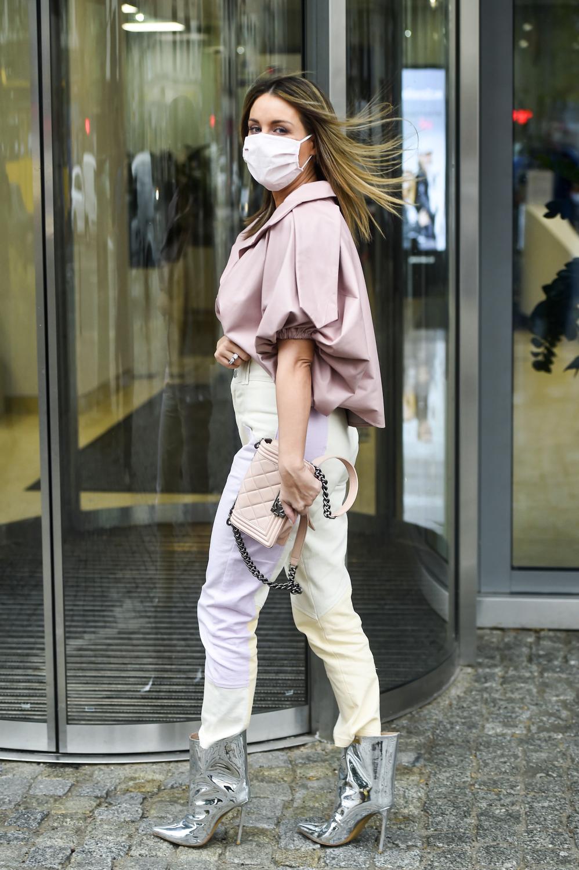 Małgorzata Rozenek chwali się luksusową torebką
