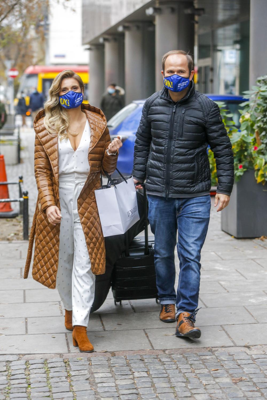 Sławomir Zapała, Magdalena Kajra Kajrowicz - gwiazdy sobotniego wydania Dzień Dobry TVN