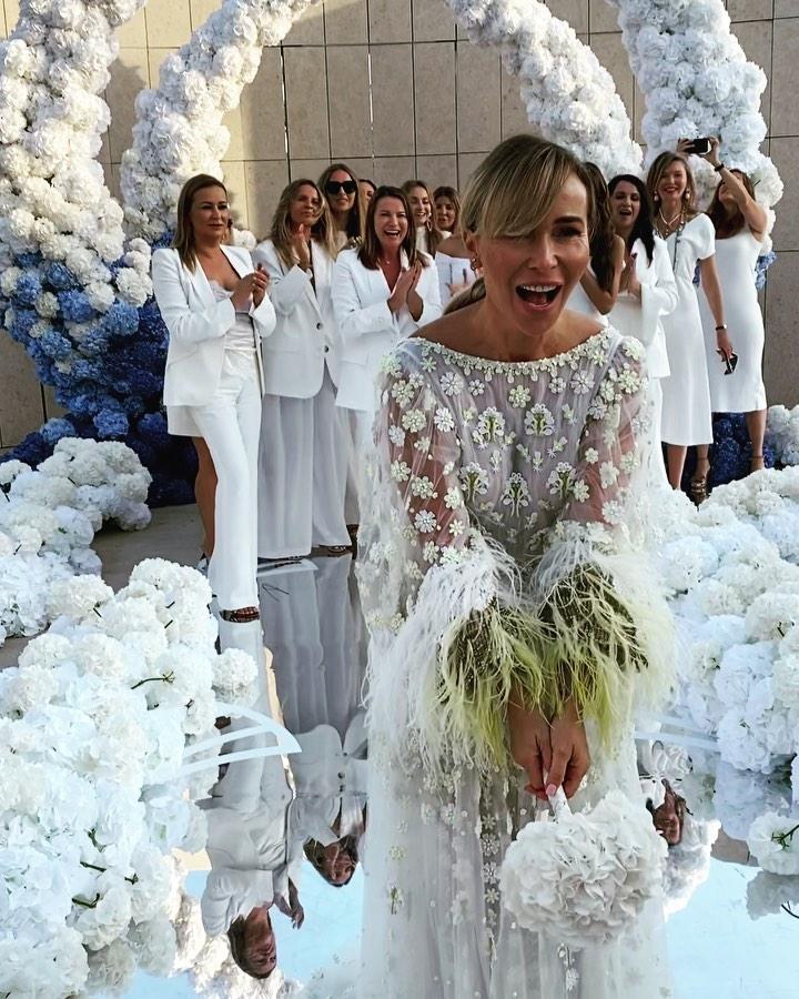 Joanna Przetakiewicz rzuca bukietem – film ze ślubu