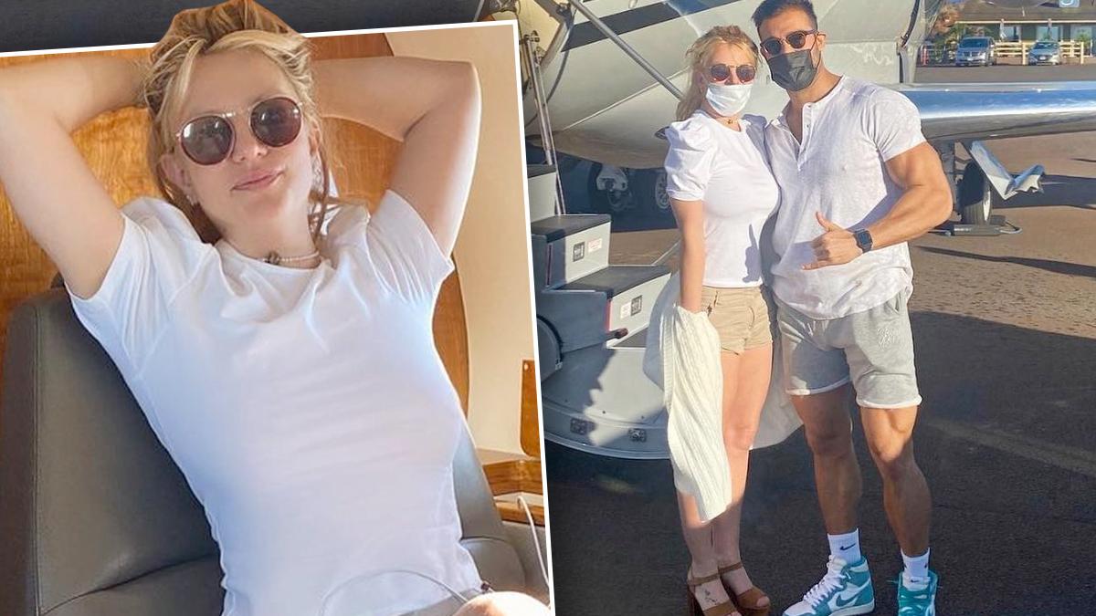 Britney Spears ma prywatny samolot