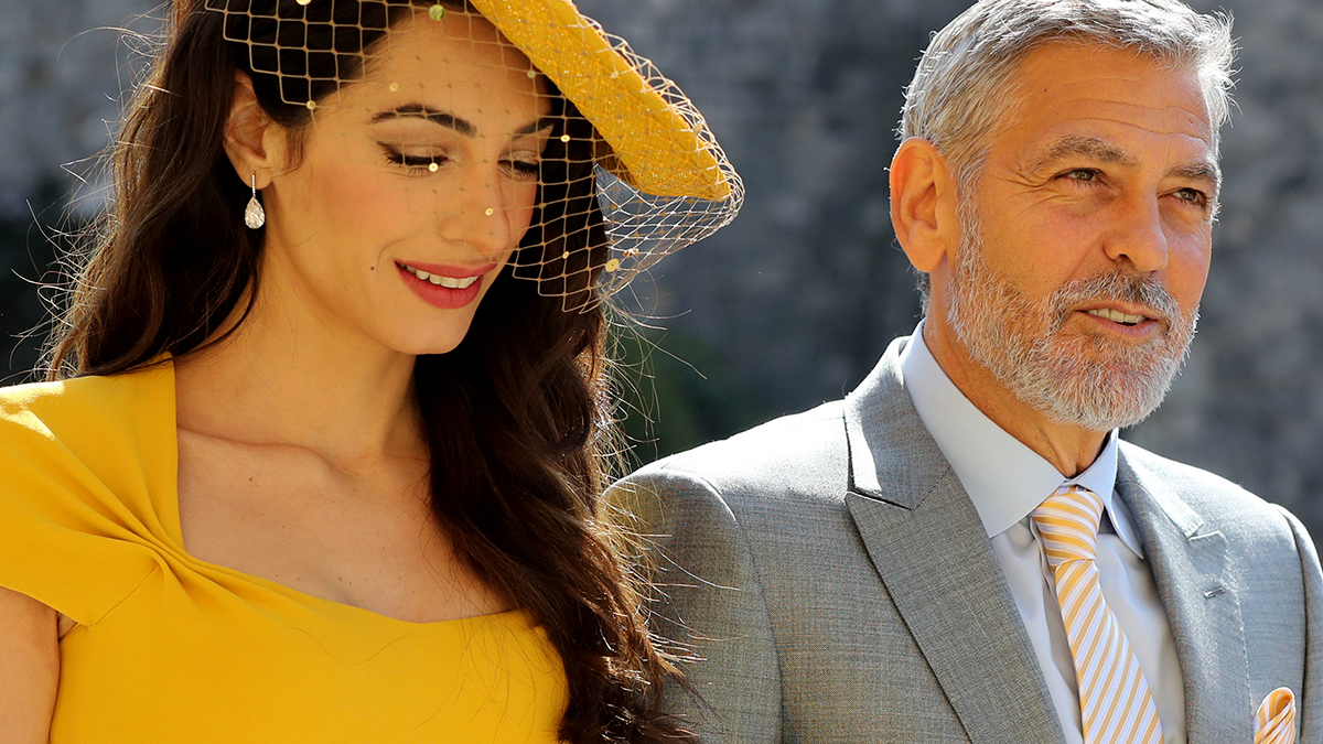 George Clooney i Amal Clooney